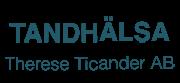 tandläkare-tumba-tandhälsa-therese-ticander-logga